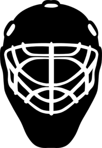 Goalie Mask Clip Art