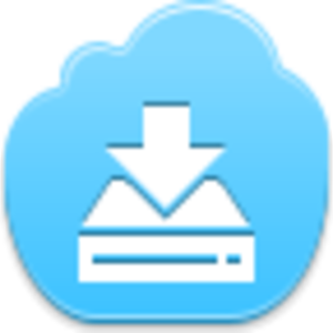 Drive Download Icon Image