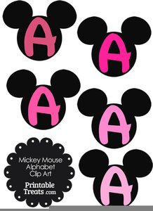 Clipart Of Mickey Mouse Head Image