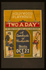 Two A Day  By Gene Stone And Jack Robinson A Cavalcade Of Vaudeville. Image