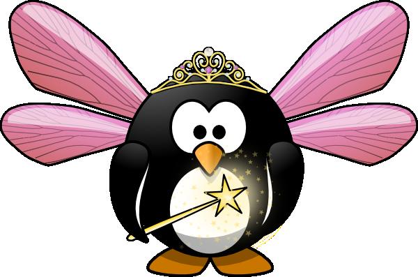 fairy penguin clip art at clker com vector clip art tiara clipart transparent tiara clipart free