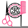 Free Clipart Hair Dresser Image