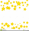 Animated D Stars Cliparts Image