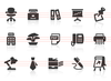 0076 Office Icons Image