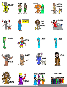 bible characters pictures free christian clipart bible characters | free images at