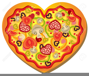 Image result for pizza clip art free vegetarian
