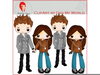 Clipart Teenagers Image