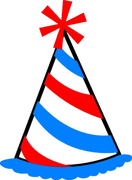 Party Hat Clip Art At Clker Com Vector Clip Art Online