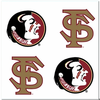 Fsu Face Tattoos Image
