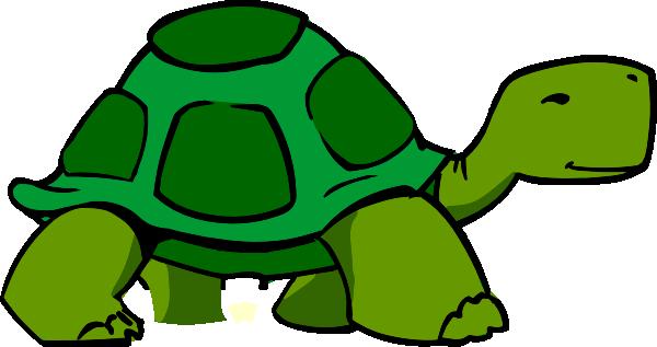 cute turtle clipart