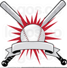 Black And White Bats Clipart Image