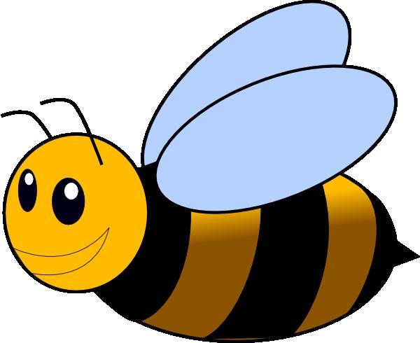Clipart Cartoon Bumble Bee