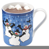 Free Clipart Hot Cocoa Image