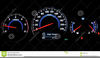 Free Car Dashboard Clipart Image