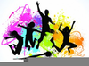 Black Urban Youth Clipart Image