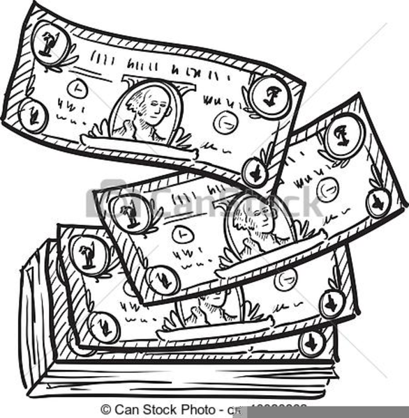 Stack Of Cash Clipart Free Images At Clker Com