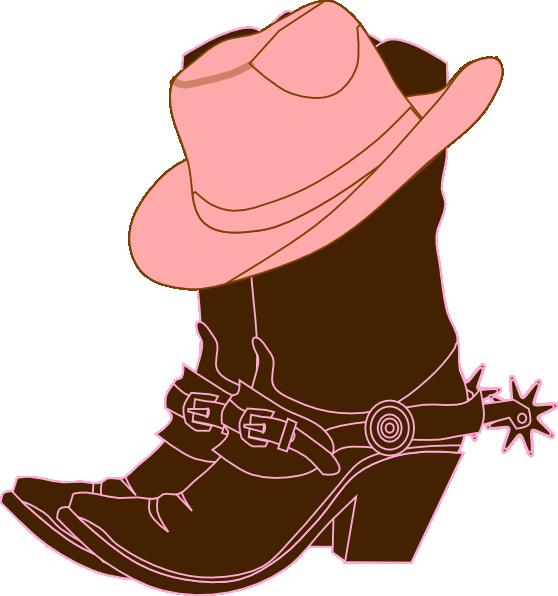 cowgirl boots clip art at clkercom vector clip art