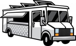 Sewage Clipart Food Trucks image