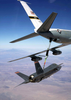 Air Force Kc-135 Refuels A Joint Strike Fighter Image