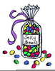 Jelly Beans Clipart Image