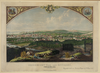 Bridgeport Conn. And Environs, From Old Mill Hill  / Ws ;  Drawn From Nature & On Stone By W. Stængel, 66 Cannon St. ; Print Of A. Weingartner S Lithy, 87 Fulton St. N.y. Image