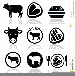 Welcome Cow Clipart Image