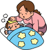 Baby Clipart Mother Image