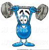 Dropping Like Flies Clipart Image