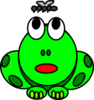The Frog Clip Art