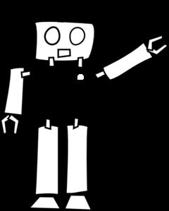 Robot Clip Art at Clker.com - vector clip art online ...