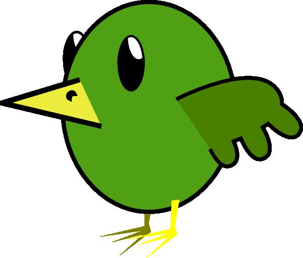 Bird Cartoon Clip Art at Clker.com - vector clip art ...