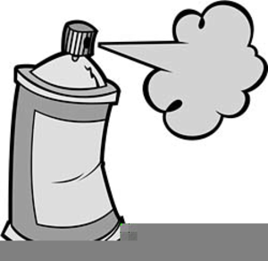 Clipart Spray Paint Cans Image