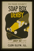 Du Page County Soap Box Derby ... Glen Ellyn, Ill.  / Beard. Image