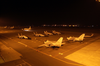 Carrier Air Wing Five Aircraft Parked Aboard Naval Air Facility Misawa, Japan. Image