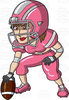 Pro Sports Vector Clipart Image