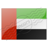 Flag United Arab Emirates 7 Image
