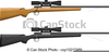 Free Clipart Rifle Image
