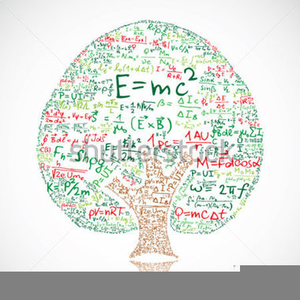 Linear Equations Clipart Image
