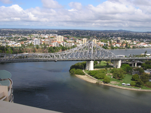 Brisbane City Image