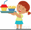 Free School Lunch Tray Clipart Image