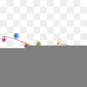 free clipart christmas lights image