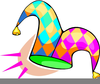 Free Jester Clipart Image