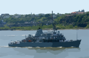 Uss Sentry - Fleet Week Clip Art