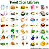 Food Icon Library Image