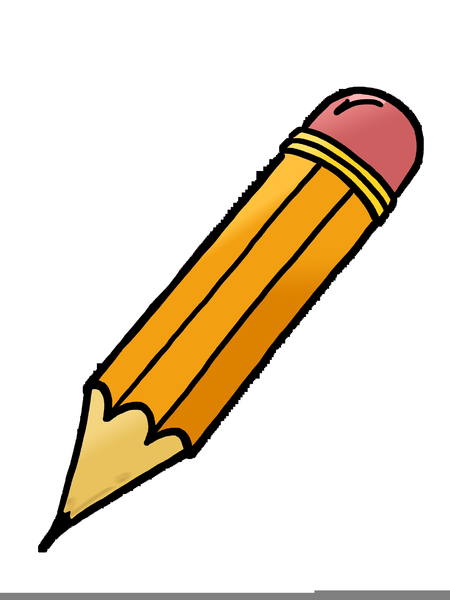 Writing Pencil Clipart | Free Images at Clker.com - vector clip art online,  royalty free & public domain