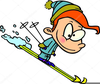 Clipart And Ski And Cartoon Image