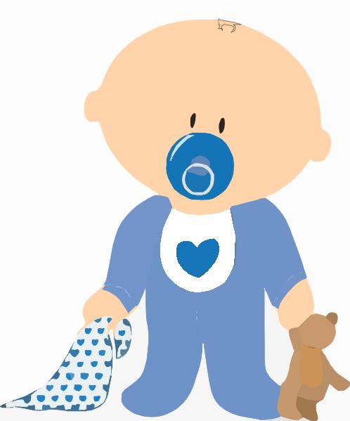 Baby Boy Clip Art At Clker Com Vector Clip Art Online