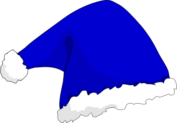 Santa Hat B Free Images At Clker Com Vector Clip Art
