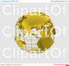 Clipart And Globe Image