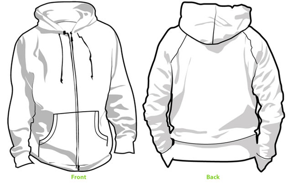 the -a hoodie